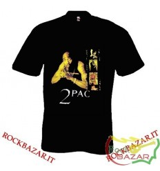 2pac t-shirt Ufficiale