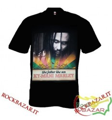 Ky-Mani Marley T-shirt Ufficiale