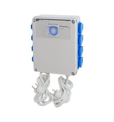 Gse system Timer box 8x600w