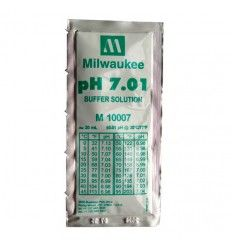Milwaukee PH Calibration Solutions 7.01 20ml