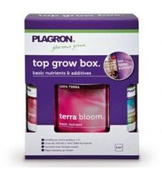 Kit Plagron Top Grow box terra
