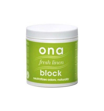 ONA Block - Fresh Lynen 175gr